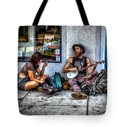 Singing For Supper Tote Bag