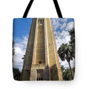 Singing Tower House Side View Tote Bag