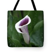 Single Calla Tote Bag