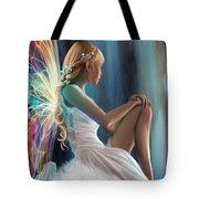 Single Fairy Tote Bag