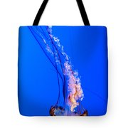 Single Jellyfish Tote Bag