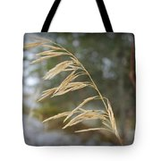 Single Stalk Tote Bag