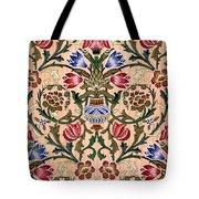 Single Stem Wallpaper Design, 1905 Tote Bag