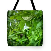 Single Trumpet Tote Bag