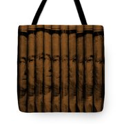 Singles In Copper Tote Bag