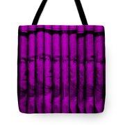 Singles In Purple Tote Bag