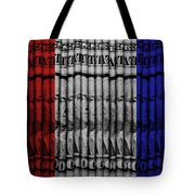 Singles In Red White And Blue Tote Bag