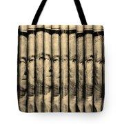 Singles In Sepia Tote Bag