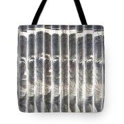 Singles In Silver Tote Bag