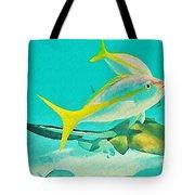 Singray City Cayman Islands Three Tote Bag