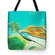 Singray City Cayman Islands Two Tote Bag