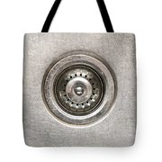 Sink Plug Tote Bag