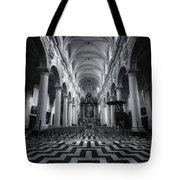 Sint Walburgakerk Tote Bag