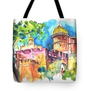 Sintra Castle 02 Tote Bag