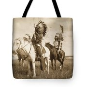 Sioux Chiefs  Tote Bag