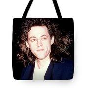 Sir Bob Geldorf 1989 Tote Bag