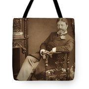 Sir Francesco Paolo Tosti Tote Bag