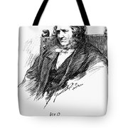Sir James Young Simpson Tote Bag