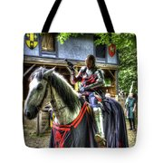 Sir Lancelot Du Lac - V2 Tote Bag