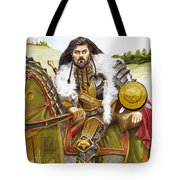 Sir Marhaus Tote Bag