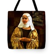 Maid Marian - Sire I Kan Not Quod She Tote Bag