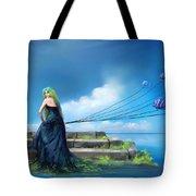 Sirens Lure Tote Bag