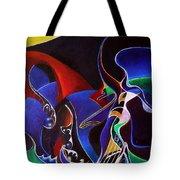 Sirens Scylla And Charybdis Tote Bag