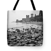 Sirmione Castle Tote Bag