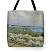 Sisley Saint-germain, 1875 Tote Bag