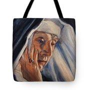 Sister Ann Tote Bag