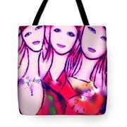 Sisters T Tote Bag