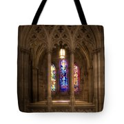 Sit And Reflect Tote Bag