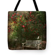 Sit With Me Here Tote Bag