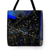 Sites And Subways Tote Bag