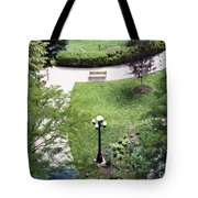 Sitting Area Tote Bag