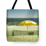 Sitting By The Shore Tote Bag
