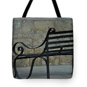 Sitting In Malta Tote Bag