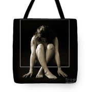 Sitting In The Box 1058.01 Tote Bag