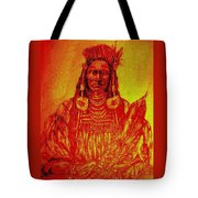 Sitting Proud Tote Bag by Johanna Elik
