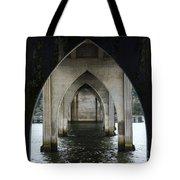 Siuslaw River Bridge Florence Oregon Tote Bag