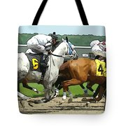 Six And Four Tote Bag