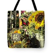 Six Buxadance Tote Bag