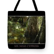 Six Mile Cypress Fort Myers Florida Tote Bag