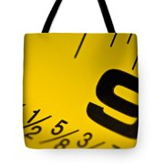 Size Matters Tote Bag by Charles Dobbs