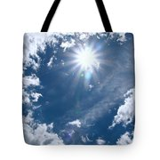 Sizzle Summer Tote Bag
