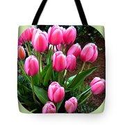 Skagit Valley Tulips 9 Tote Bag