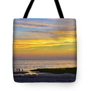 Skaket Beach Sunset 5 Tote Bag