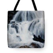 Skalkaho Waterfall Tote Bag