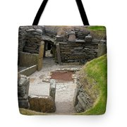Skara Brae Dwelling Tote Bag