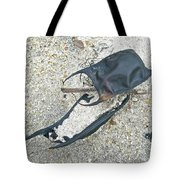 Skate Egg Cases On Sand Tote Bag